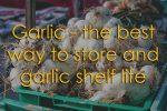 does garlic go bad