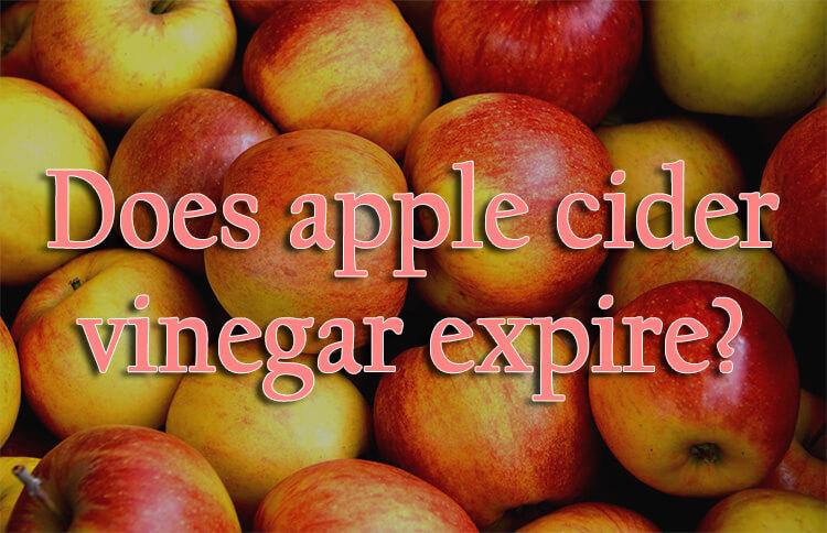 does-apple-cider-go-bad