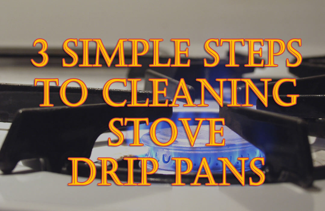 how-to-clean-stove-drip-pans-with-ammonia