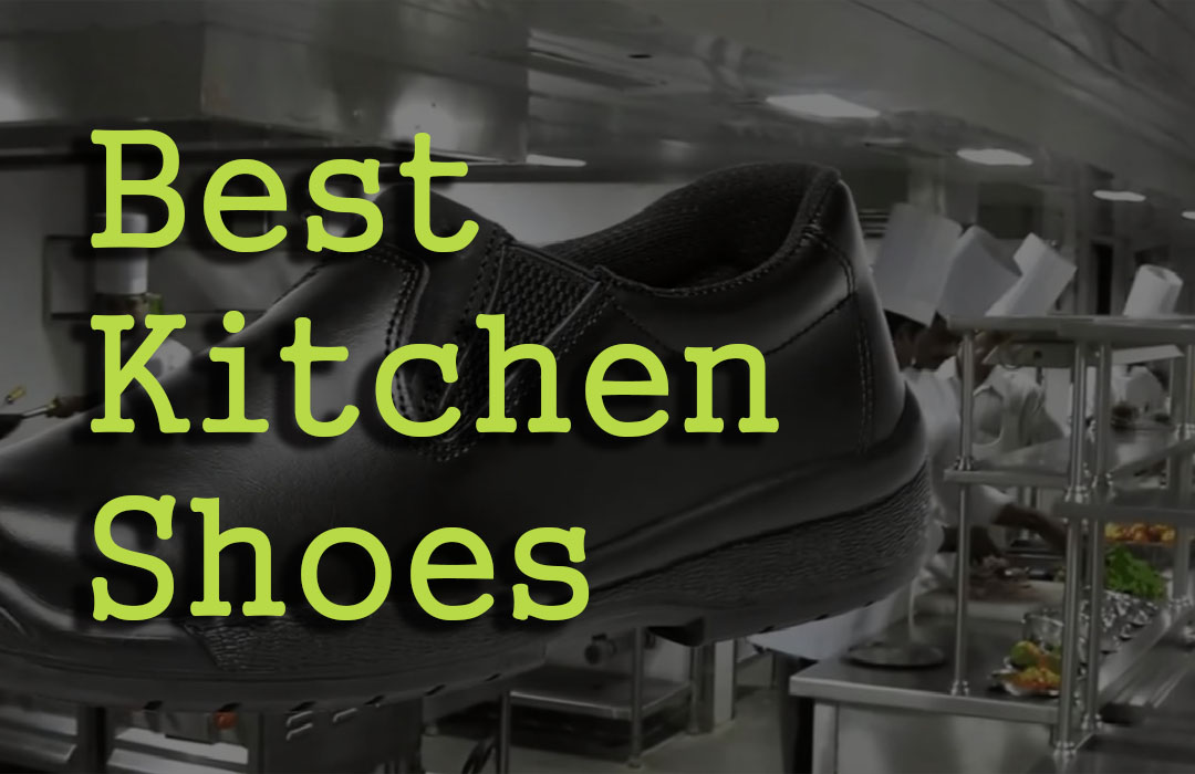 Best Arch Support Chef Shoes