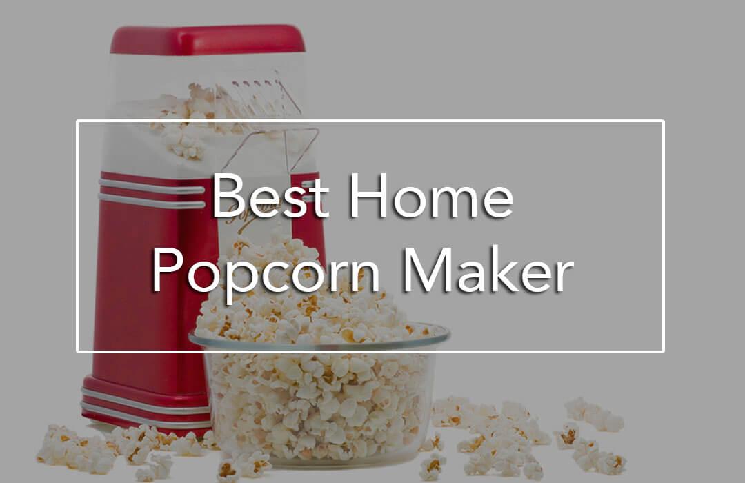 popcorn machine for home